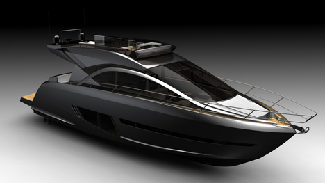 The Best Render of a Yacht I've Ever Seen