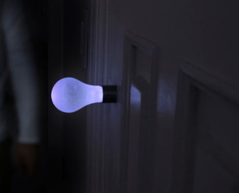 A Knobby Light