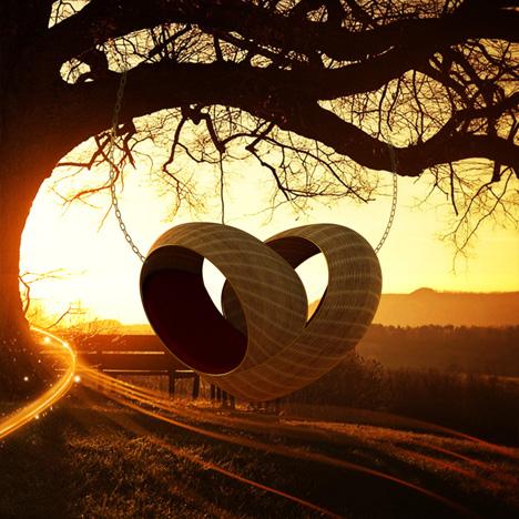 You and Me, Sitting in a Tree, K I S S I N G. . .