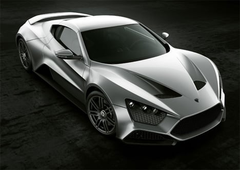 Zenvo ST1 Turbo Super Cars