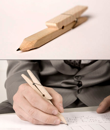 The Clothespin of All Invention
