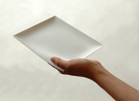 Share & Environmentally Friendly Paper Plates | Yanko Design