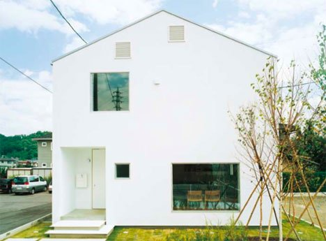 MUJI Houses by Kengo Kuma » Yanko Design