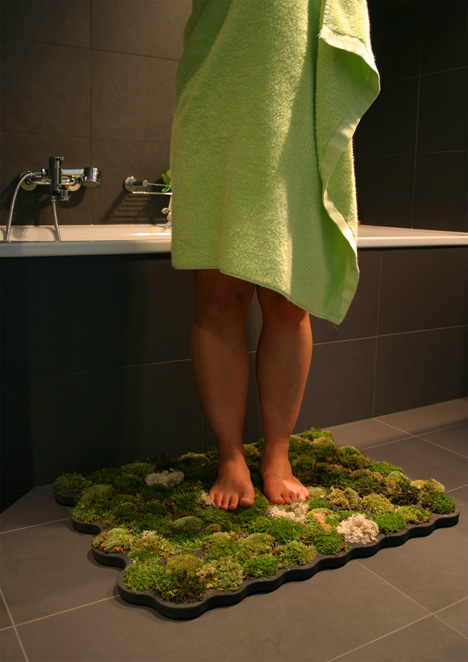 the urban change project the living bath mat
