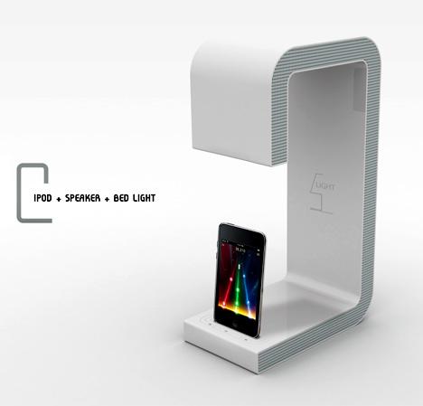 Dock…Speaker…No, It's a Light
