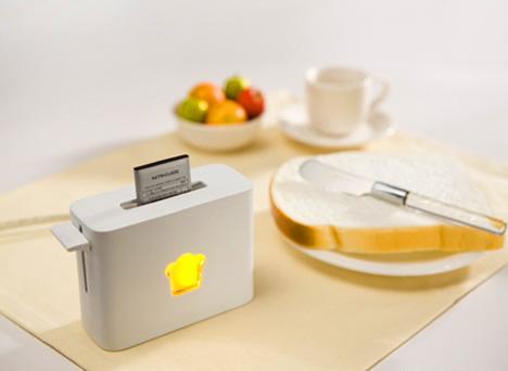 It's All About The Crisp Toast | Yanko Design
