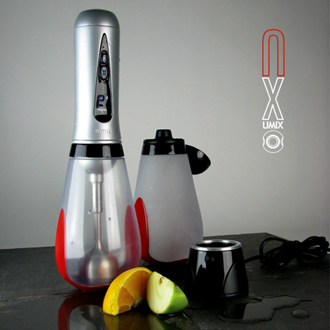 I Would Buy This Blender Yanko Design