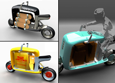 For the Scoot People with Too Much Luggage