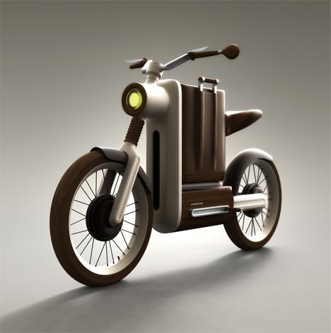 Dandyism Rule: Ride Must Be Stylish