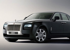 Rolls Royce: Phantom (mini)Menace