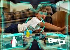 Surreal Becomes Real With Toys And AR