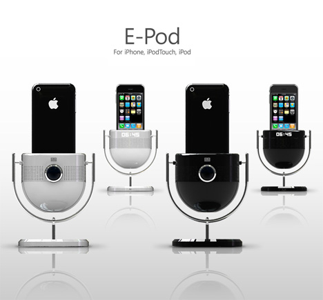 Ultimate iPod Dock