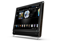 Touchy Much? HP Touchsmart PC Review
