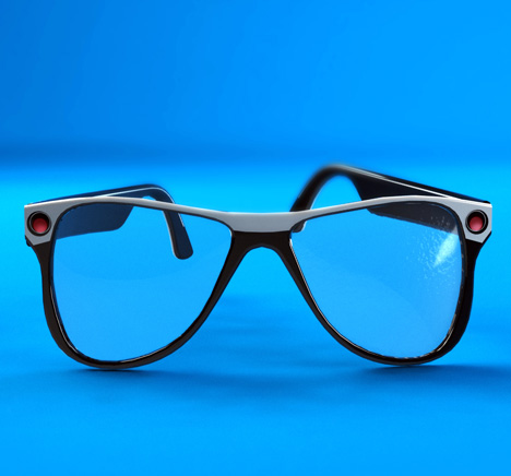 3D TV Glasses, Geek is Chic