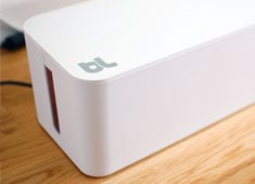 Unruly Cables, Bluelounge CableBox Review