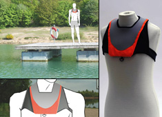 Drowning Man Requires Hip Rescue Gear
