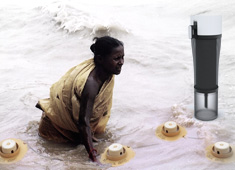 Safe Drinking Water Even In Floods