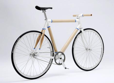 Would a Woodchuck Chuck a Bike Made of Wood?