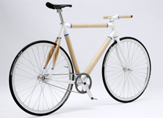 Would a Woodchuck Chuck a Bike Made of Wood?