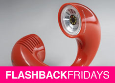 Flashback Fridays: Panasonic Toot-a-Loop Radio