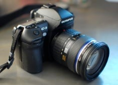 Going Pro on a Budget, Olympus E-3 Review