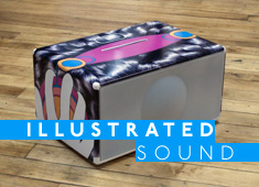 Illustrated Sound, Win a Geneva Stereo!