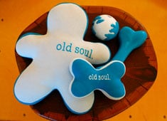 Toys for Senior Dogs, Old Soul Review