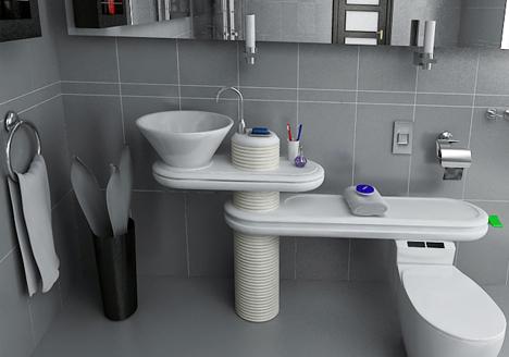 smart toilet eco bath greenophilic. Black Bedroom Furniture Sets. Home Design Ideas