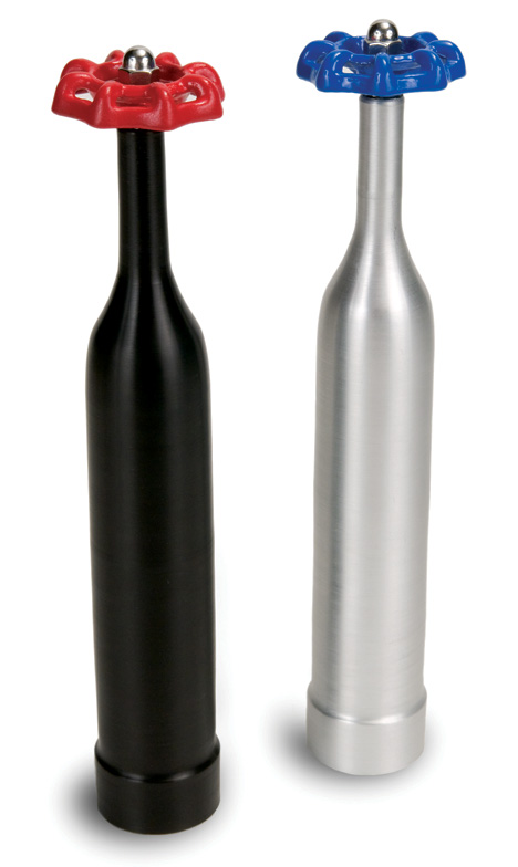 Salt and pepper mills for the home pinterest Funky salt and pepper grinders