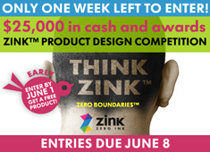 ZINK Imaging Seeks New Innovative Solutions From The Design Community