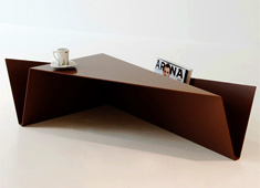 Gorge Coffee Table, It'll Stab Ya