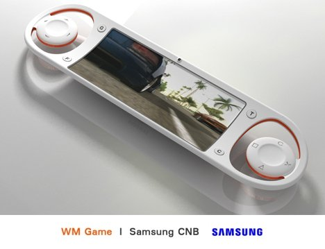 Samsung WM Gaming System by Wilson Song