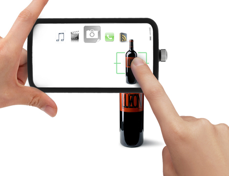 Cheers Alcohol Cell Mobile Device by Tryi Yeh 03
