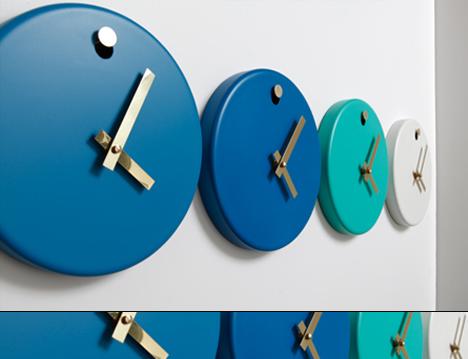 Hammer Time Clock by Paul Loebach 01