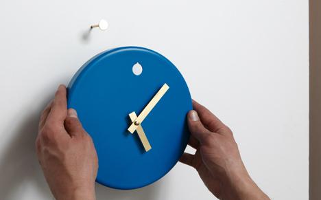 Hammer Time Clock by Paul Loebach 03