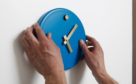 Hammer Time Clock by Paul Loebach 04