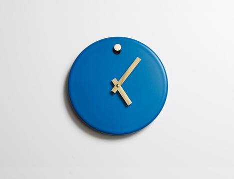 Hammer Time Clock by Paul Loebach 05