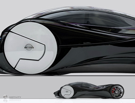 Nissan Motivity 400C Maglev Vehicle by Tryi Yeh 02