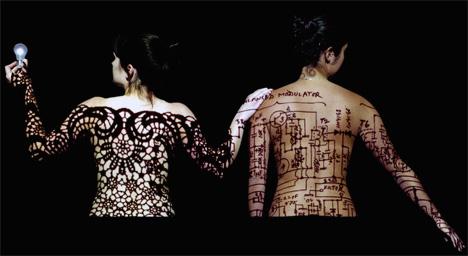 Bare Interactive Ink Technology Between Humans And Electronics by Bibi Nelson, Matt Johnson, Isabel Lizardi & Becky Pilditch