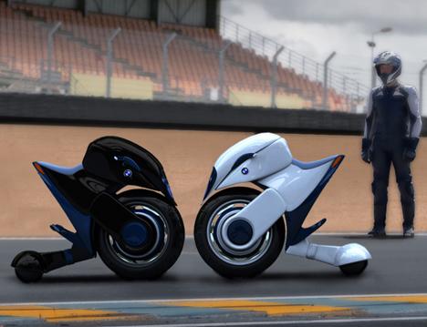 Future Duo-Wheel Transport BMW Halbo Pierre Yohanes Lubis 03