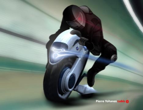Future Duo-Wheel Transport BMW Halbo Pierre Yohanes Lubis 06