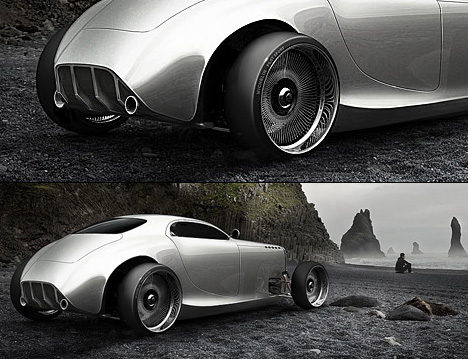 Gentleman's Racer by Mikael Lugnegard of Legnegard Design 03