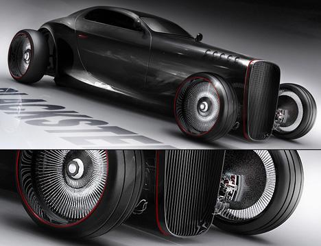 Gentleman's Racer by Mikael Lugnegard of Legnegard Design 04