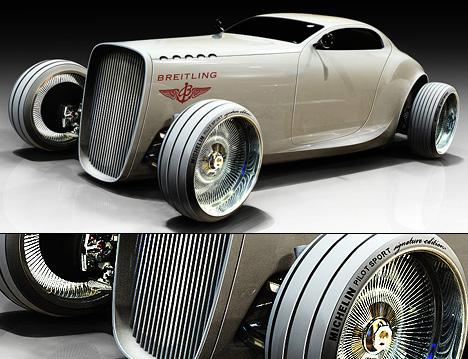 Gentleman's Racer by Mikael Lugnegard of Legnegard Design 05