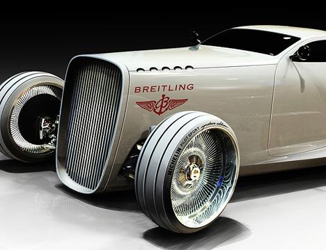 Gentleman's Racer by Mikael Lugnegard of Legnegard Design 06