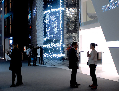 Swarovski Lake of Shimmer by Tokujin Yoshioka and Expomobilia 02