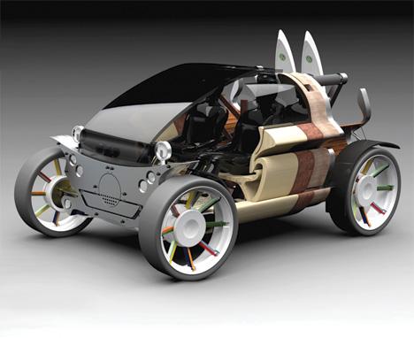 Volkswagen Conerto Concept Car by Hong Yeo