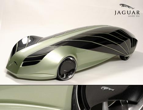 Jaguar Mark XXI by Christopher Pollard 01