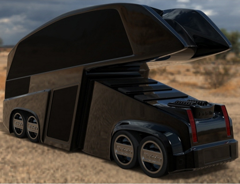 Electro Bionic Bus by Mohammad Ghezel 03