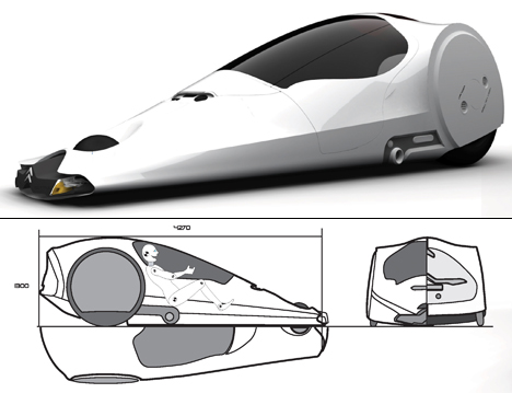 Citroen Bungae by YoungRoh Yun and Sunguk Kim of SNUT Industrial Design 04